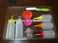 RWT-CKD03 Cupcake decorator set