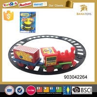 Kids railway games wind up model train