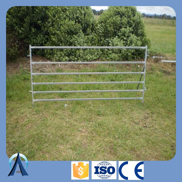 Portable Galvanized Sheep Pipe Corral Fence Panels main gate designs