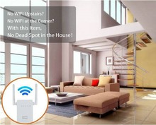Dual-Band 750Mbps(2.4GHz+5GHz) Wi-Fi Repeater /Mini Wifi Router / WiFi AP