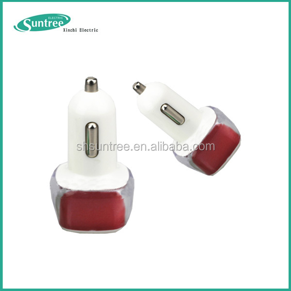 CE Universal Car Charger USB 3.1A