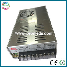 NES-350-5 meanwell switching led power supply 350w 5v with a fan