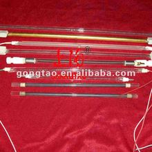 Quartz far infrared radiation heating element