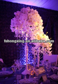 Wedding crystal table candelabra centerpieces and crystal wedding candelabra