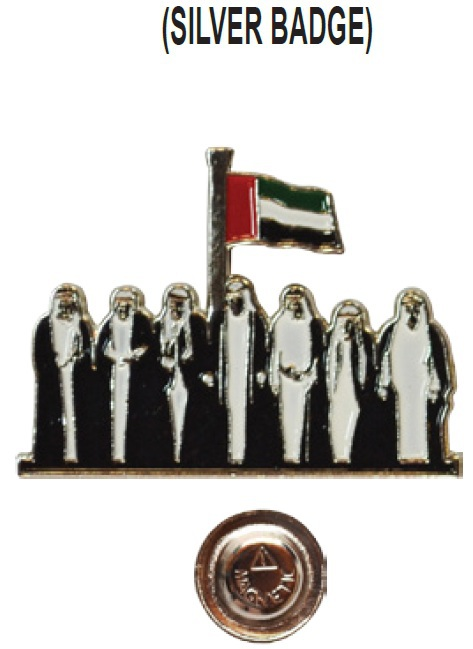 Magnet Badge for UAE National day
