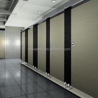 fireproofing and decorative phenolic hpl board for toilet partition
