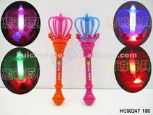 Latest musical flashing magic spinner new kids toys for 2013