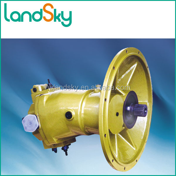 LandSky Good quality Hydraulic machinery parts cast iron kawasaki marine hydraulic lift pump