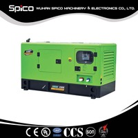 spico Soundproof power by Cummins 500kw Diesel Generator