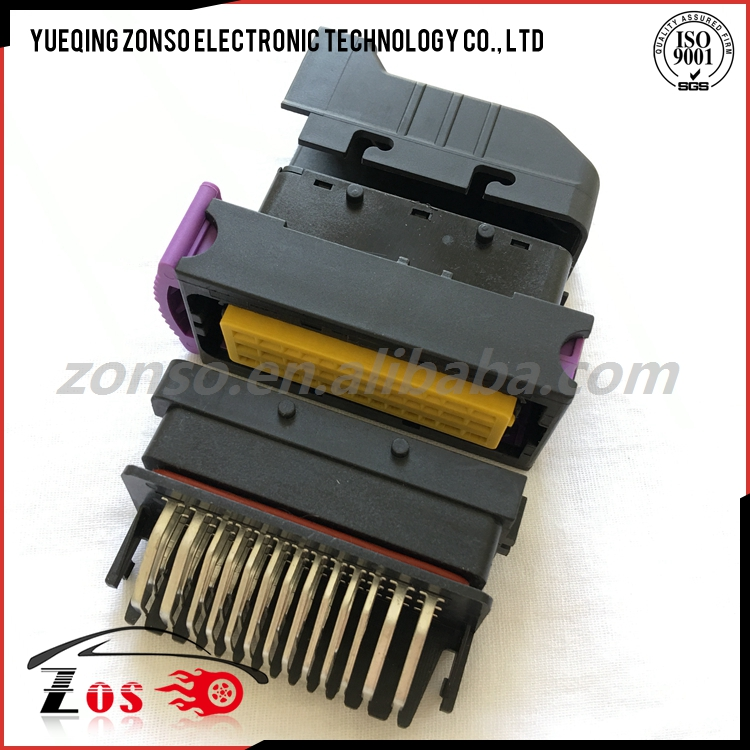 fci 39pin automotive ecu connector