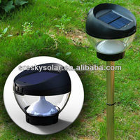 Modern Super Bright White Led Camping Solar Lantern With Hand Crank