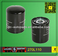 270L110 Hydraulic Oil Filter For AVELING-BARFORD ROLLERS DC011,DC012,DC013,DC014,DC015