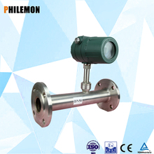 high accuracy thermal mass nitrogen gas flow meter