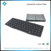 Foldable bluetooth keyboard used for 9 inch tablets.tablet bluetooth keyboard