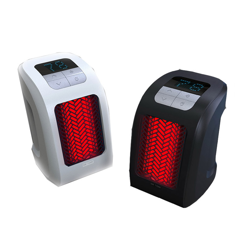 Factory Directly High Quality handy space ptc portable room fan mini electric heater