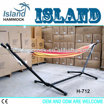 New style metal hammock stand