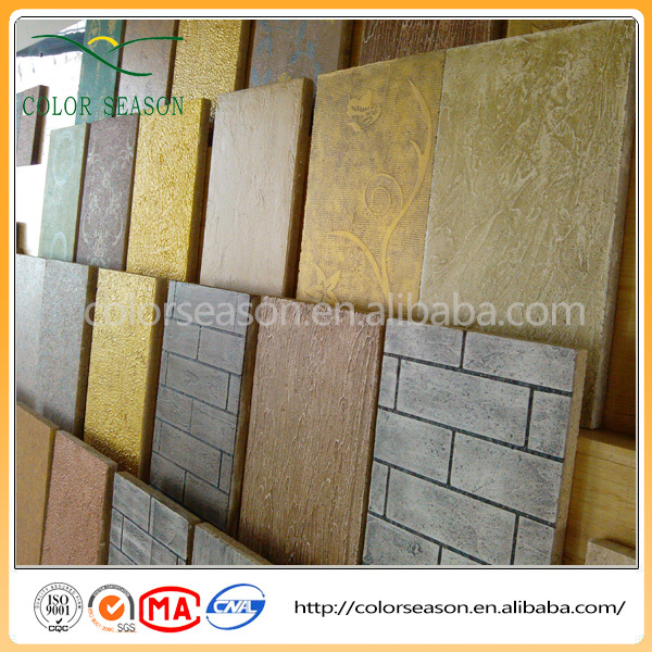vermiculite fireproof board for using in the ceilings