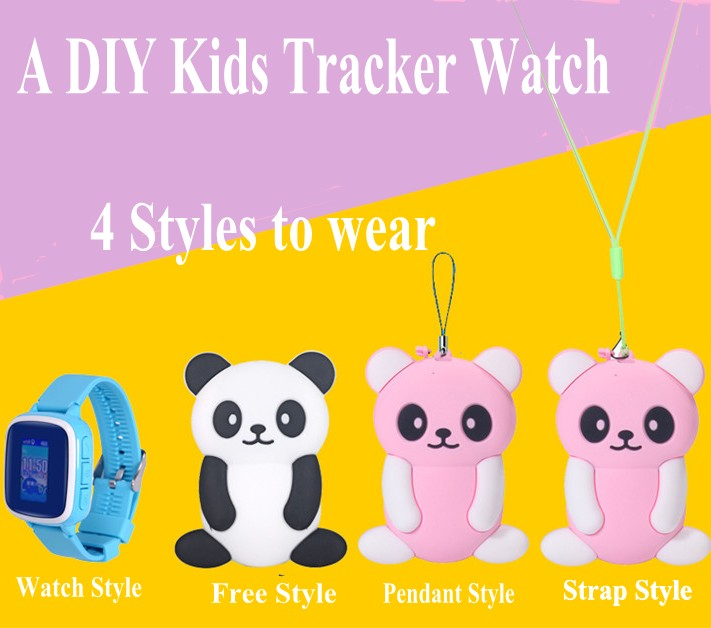 High quality Smart bracelet android DIY smart watch for kids, GPS kid watch tracker