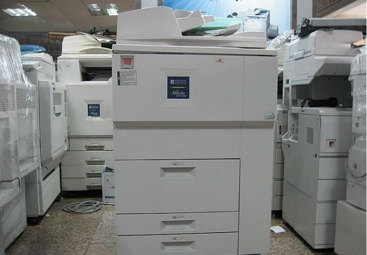 Ricoh MP c7500 used in perfect condition