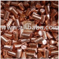 Copper Anodes/Nuggets/Balls
