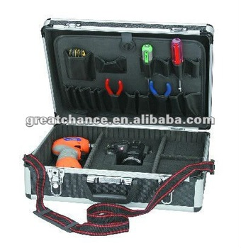 Hight quality aluminum carrying case-aluminum tool case