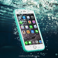 Full protective waterproof soft TPU phone case for iphone 6s