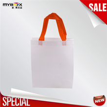 2017 Convenient Foldable Shopping pp non woven bag Custom Made Folding Tote Bag110902