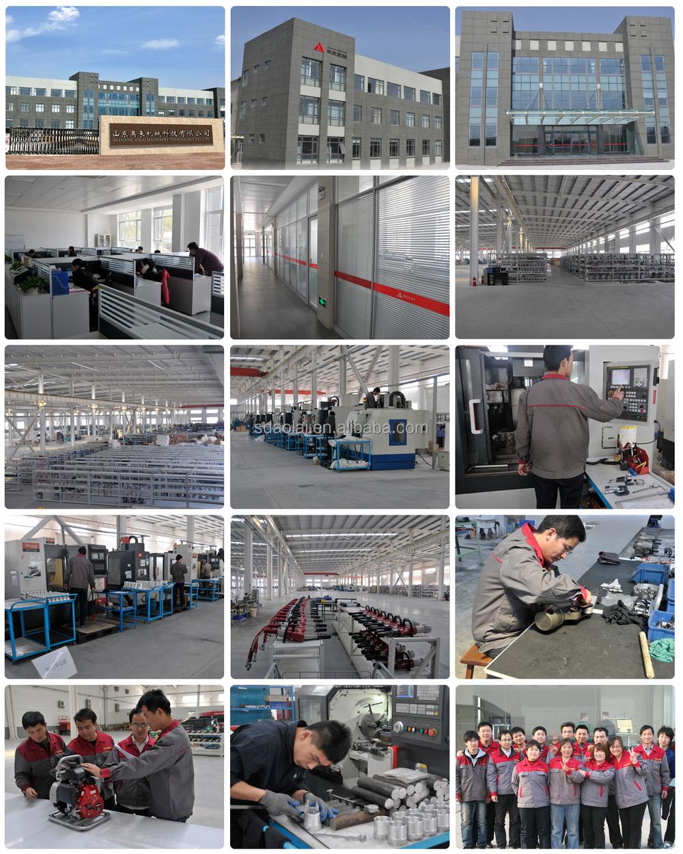 Высокое качество 3 этап гидроцилиндр двойного действия из Китая с поставщиком