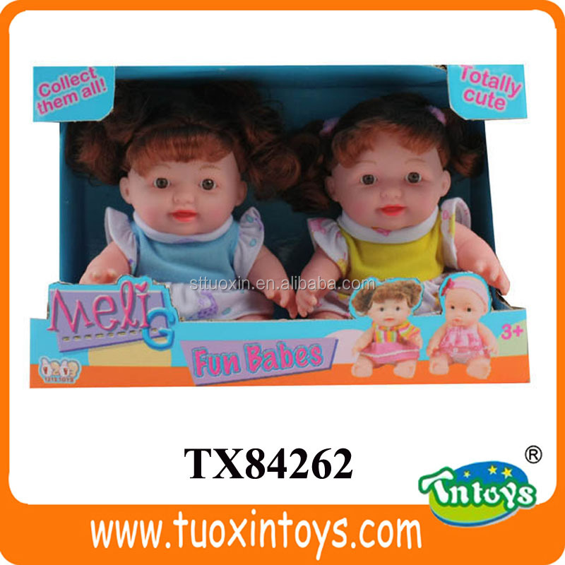 2014 new full real silicone doll baby