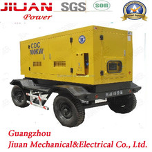 guangzhou factory price sale 100kw 125KVA power silent electric diesel pto generator tractor