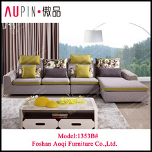 New design fashion low price african style sofa set