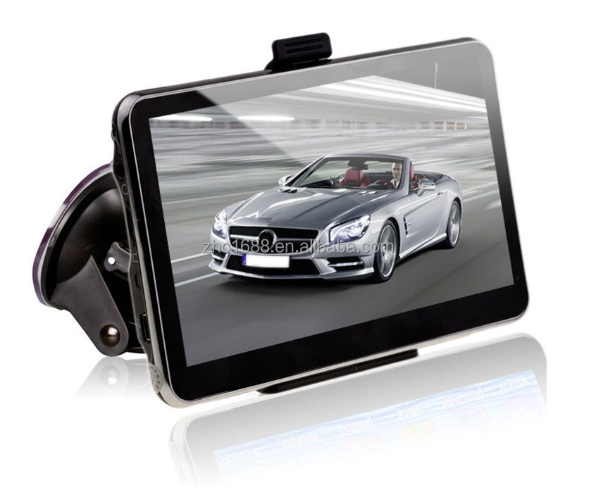 Hot Selling Wince 6.0 5inch Car Gps Navigation 800x480 Screen / Navigation GPS / Car Gps Navigator