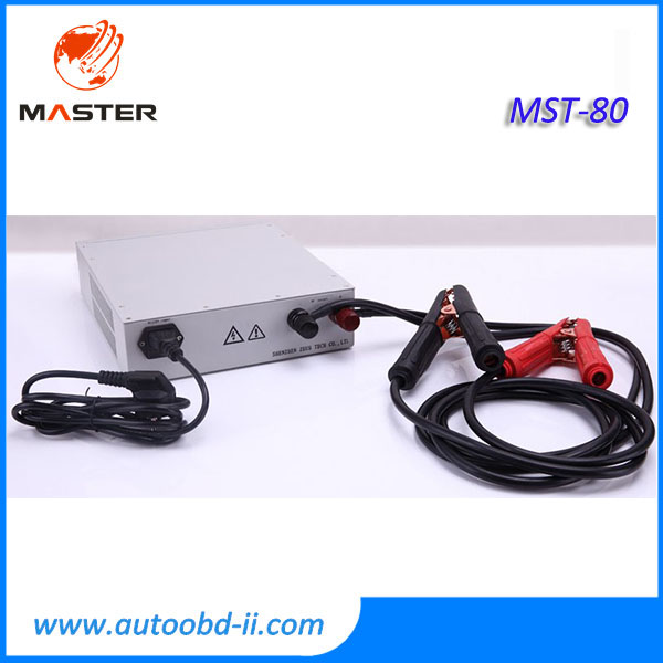 mst-80 auto voltage regulator for regulate battery voltage during programming