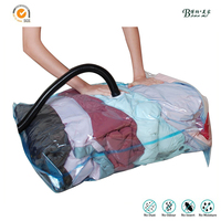 Packing bags for clothes ziplock custom printed vacuum bags