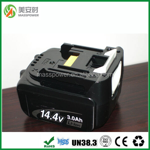 BL1430 14.4v replacement battery 3Ah for power tool