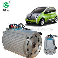 High torque brushless Electric car conversion kits 15kw with low price