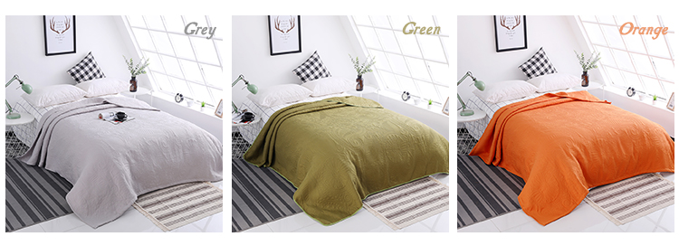 chinese supplier bridal king size 3d polyester jacquard bedding set blanket