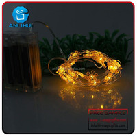 20 LEDs battery operated led lights for clothing decoration