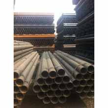 "4"" Welded Steel Pipe Class B, plain ends, conforming to BS 1387/1985, 5.8 Mtr Long - Surya"