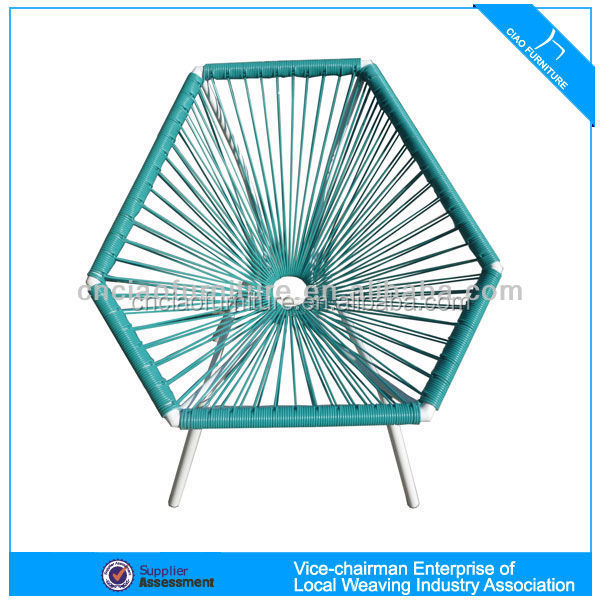 PE rattan egg swing chair for outdoor hot sale rattan chair D-Chair