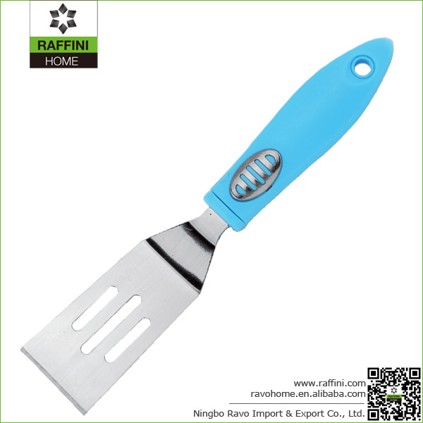 Professional Kitchen Gadgets Stainless Steel Slotted Spatula