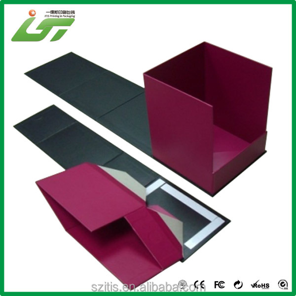 Square Non Woven Small Fabric Folding Storage Box
