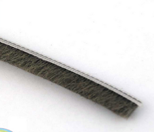 wool pile weather strip,aluminum window weather strip,factory high quality stripping brush