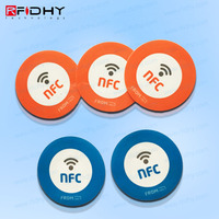 High Quality and Low Cost price Mobile phone 13.5 Mhz NFC Tag