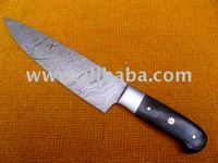 DAMASCUS KITCHEN/CHEF KNIFE CHEF'S SPECIAL EDITION