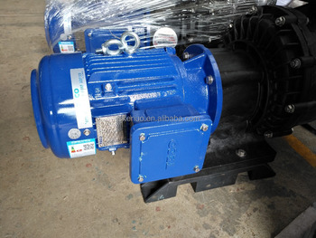 Magnetic water treatment drive filter pump