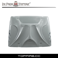 Engine Hood compatible with Jeep Wrangler