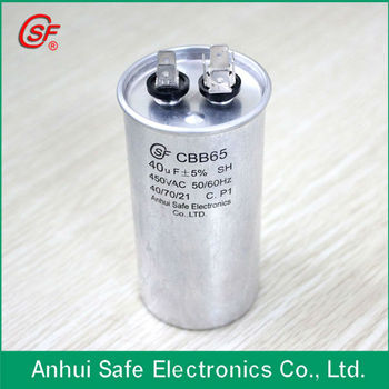 AC Film Capacitor 40mf 450v
