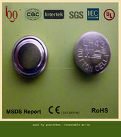 HOT SALE AG12 LR43 L1142 Toys Watch Battery AG Alkaline Button Cell