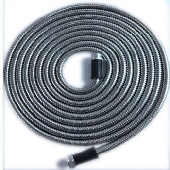 Shower hose Metal flexible water hose stainless steel corrugated flexible metallic hose
